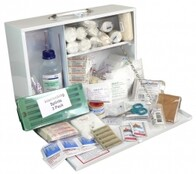 Large Farm Shed - First Aid Kit