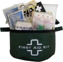 Vehicle - Glovebox First Aid Kit