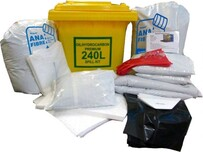 Spill Kit (Premium) - 240L Oil
