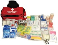 Sports First Aid Kit - Comprehensive First Responder