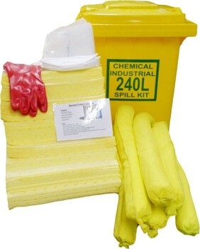Spill Kit - 240L Chemical